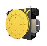 400KG Gearless Lift Traction Motor for elevators