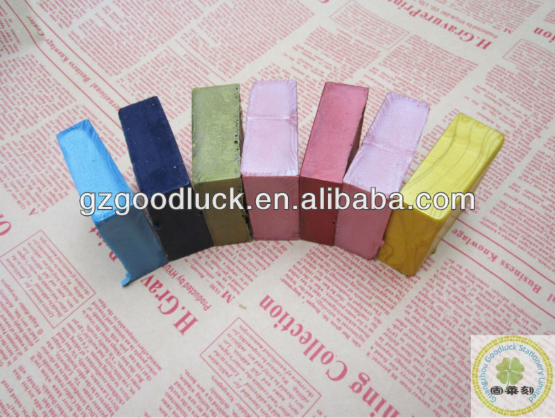 2014 Guangzhou Dipping Wine Bottle Sealing Wax/Bottle Sealing Wax Blocks