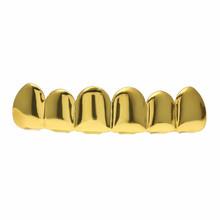 Мужские колпачки ROMAD, в стиле хип-хоп, с зубами, из розового золота, R5(Китай)