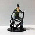 Naruto Figures Japanese Toys Nara Shikamaru 16cm Shadow bound technique Collection Model Action Figure Kids Gifts
