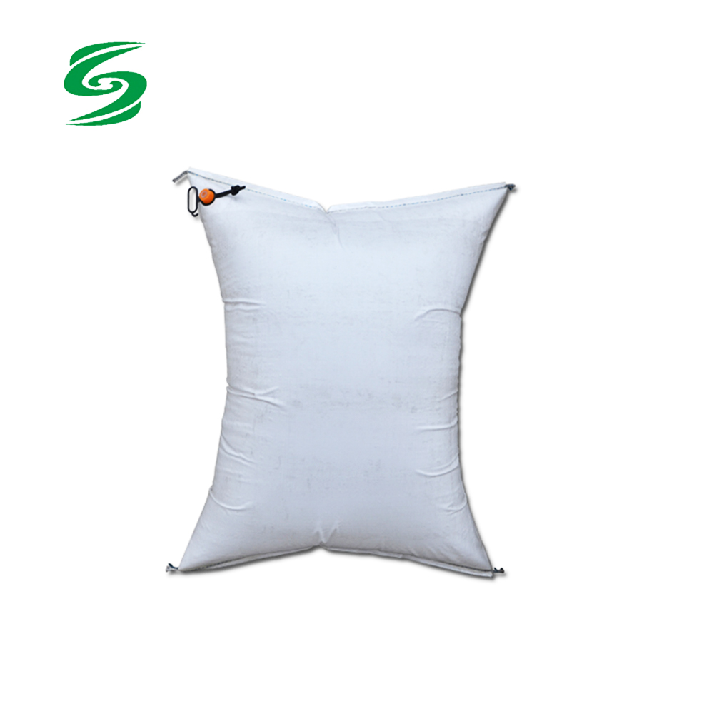 China Alibaba Quente Compras Verde Proteger Papel Kraft Dunnage Air Bag