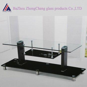 Modern Black Rectangle Tv Stand Buy Glass Tv Stand Metal Tv