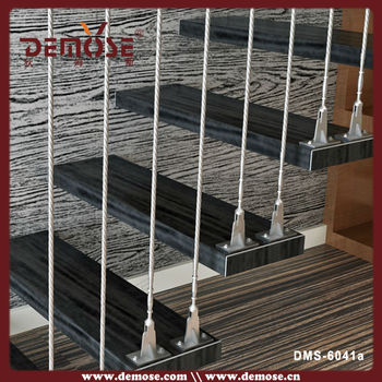 Prefab Steel Stair Stringers/granite Stair Tread