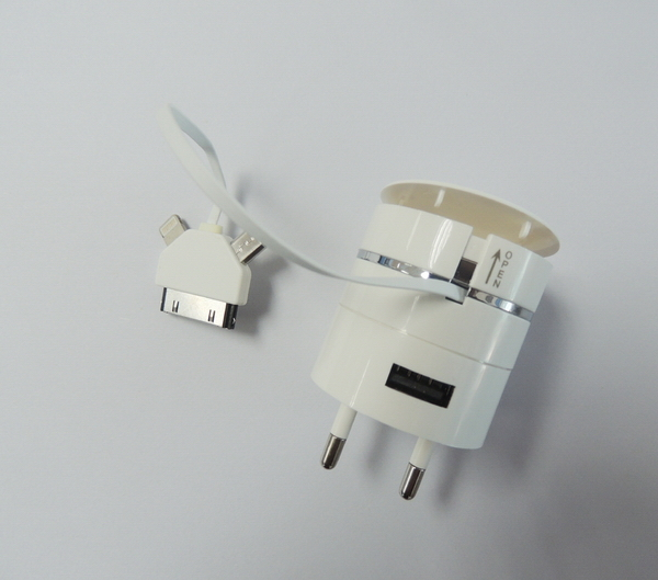 New new products 2 ports mains uk wall plug charger