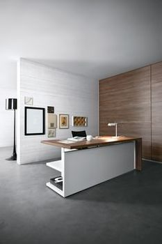 Office Desk Lamp Drawing Table With Computer Modern Design Office