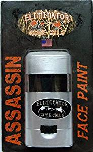 Eliminator Game Calls Assassin Face Paint Md: 80101 by Eliminator Game Calls
