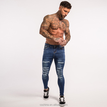 d6b7861d3ad 2018 popular Boy nuevo modelo jeans pantalones, pantalones vaqueros  rasgados,