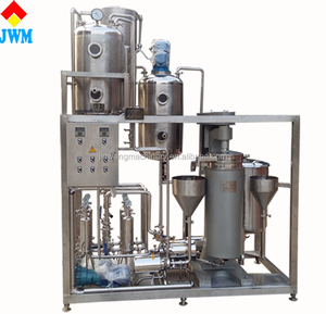 Crude oil refinery plant for refining high quality Sunflower Peanut Soybean Rapeseed oil