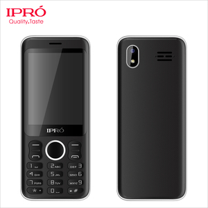 IPRO square shape good looking 2g red color mobile phone