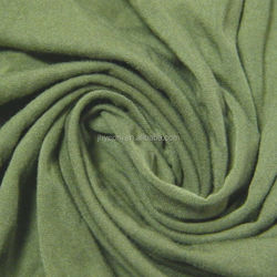 High quality 94% modal 6%Spandex knitted single jersey modal fabric for T-shirt and underwear