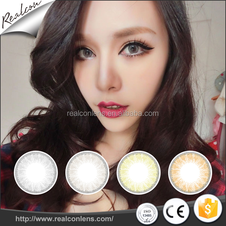 bestseller new design IIC big diameter color contact lenses for big eyes