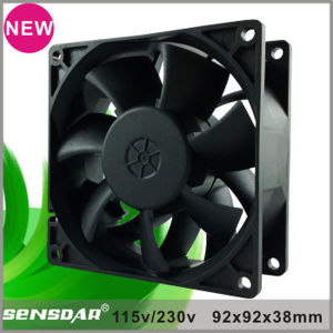 Promotion Fan 92x92x38mm low voltage fan 230V 115V 220V ec fan