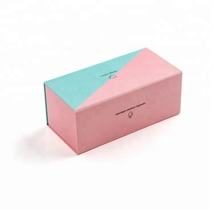 Custom flip lid paper box for card game packaging