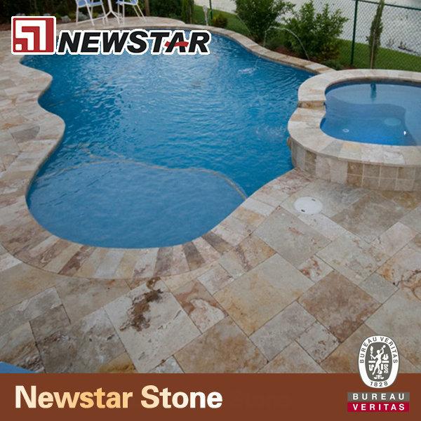 Newstar Travertine Around Swimming Pools Buy Travertine