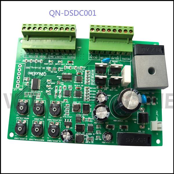 Rf 24v Dc Motor Garage Door Opener Control Board For