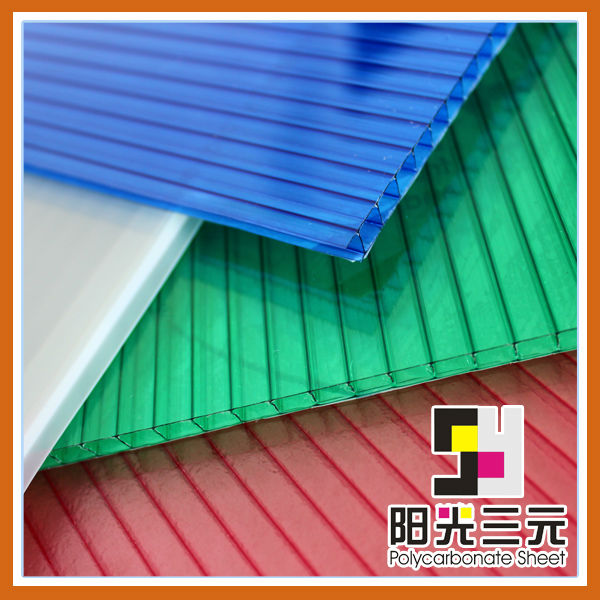 polycarbonate sheet hollow and sun used carports for sale