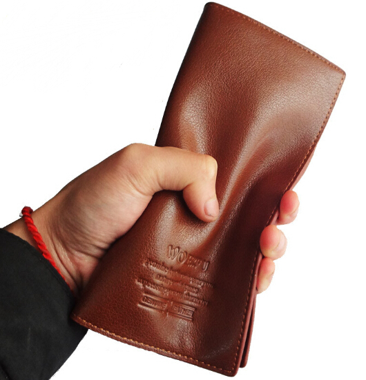 New arrival High quality PU leather magic wallets fashion designer men money clip retail and wholesale Model