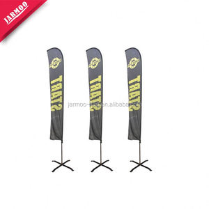 Popular Polyester Cost Effective Feather Flag Pole