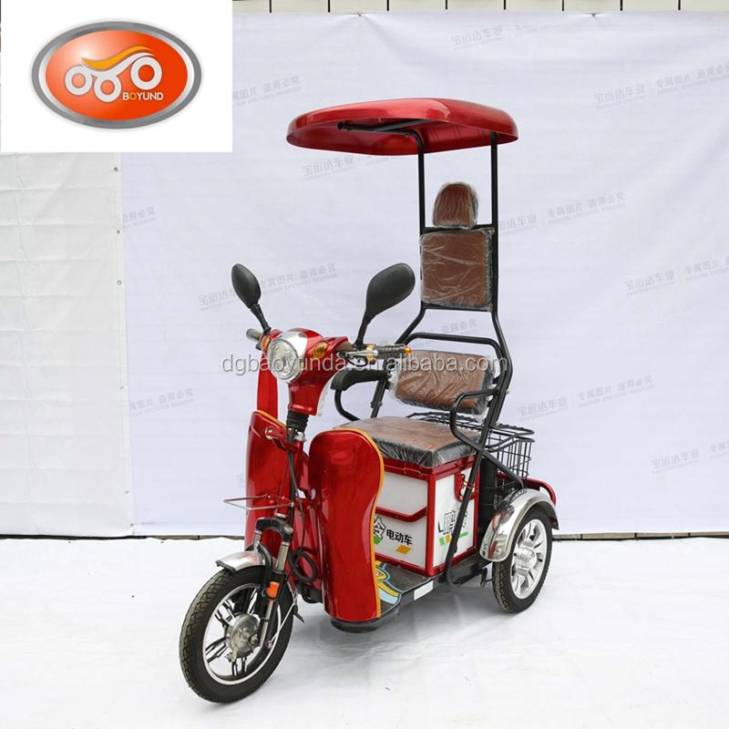 pas cher petit v lo lectrique pour personnes g es 3 roues lectrique scooter vendre. Black Bedroom Furniture Sets. Home Design Ideas