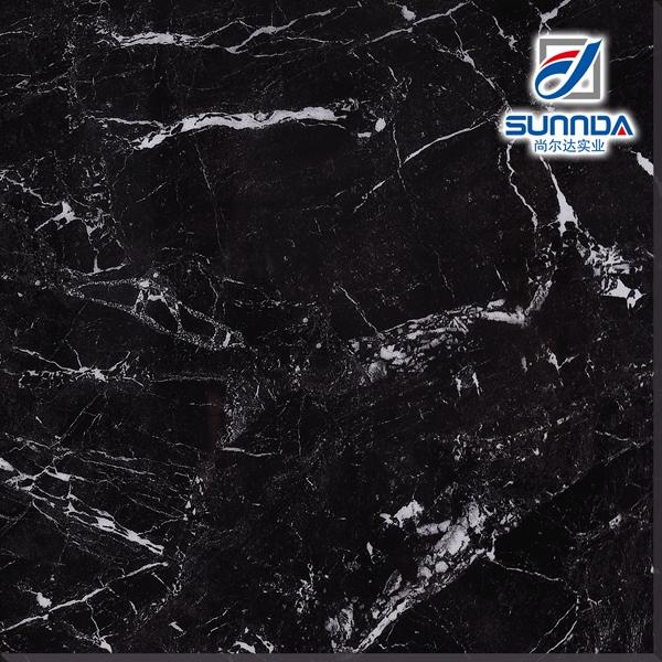 24x24 tuiles verniss es marbre avec pas cher prix noir for Carrelage marbre pas cher