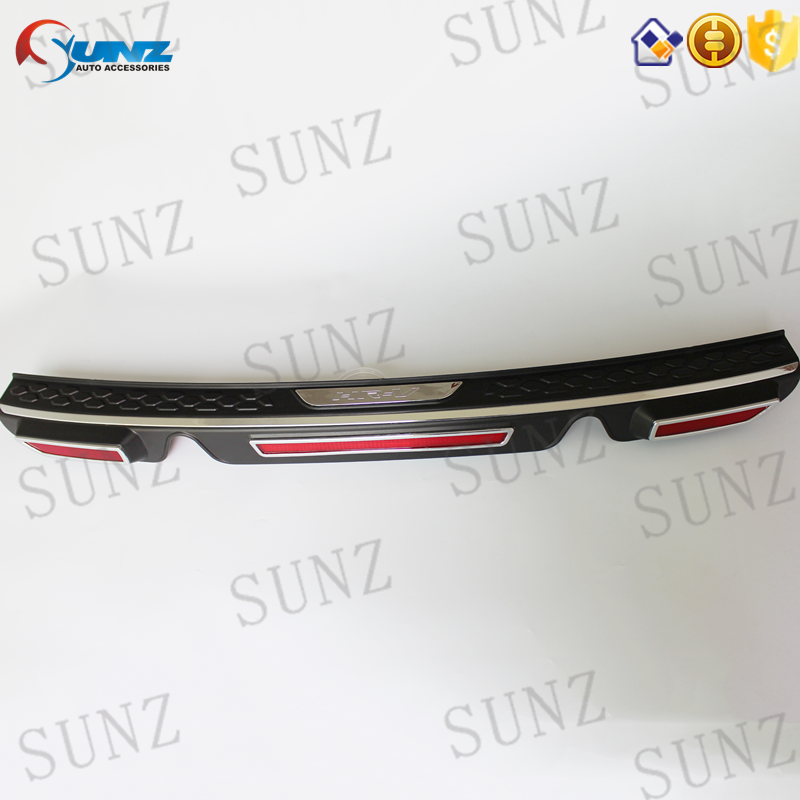 Exterior Accessories Chromed Side Step For Vezel / H-RV 2014 Best Selling Foot Step Vezel 2014 H-RV 2015 Car Accessories