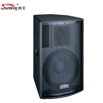 Soundking 15 Inch two way full range cabinet -V15