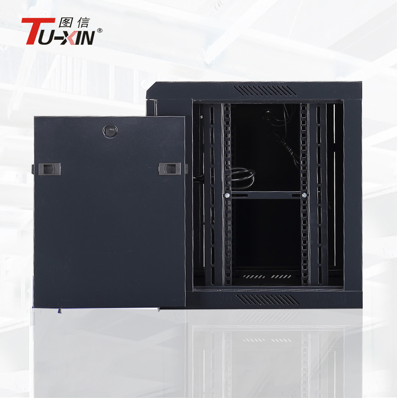 Indoor telecom Room Server Cabinet, ddf network server cabinet,9u wall mount network cabinet