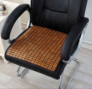New type waterproof office bamboo seat cushion