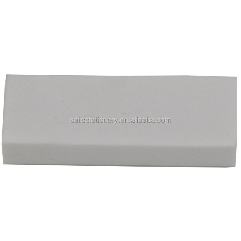 XP-0001good quality white school and office pencil eraser