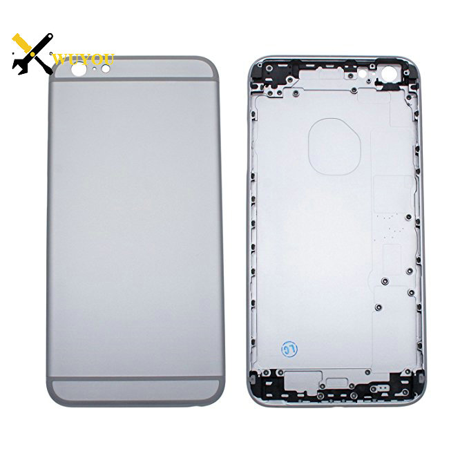 Rear housing battery door metal case back cover for iphone 6s plus