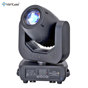 Multifunctional Party Disco Stage Light 150W DMX Mini Gobo Spot LED Moving Head Light