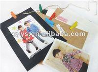 DIY Decoration Hang Picture Frame Paper Photo Frame Design