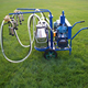 Portable Milker Small Dairy Plant Use Cow Milking Machine