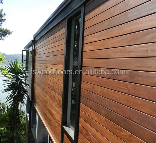Tropical Hardwood Exterior Wood Siding Panels - Buy Exterior Wood ...