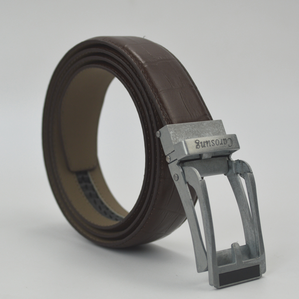 italian genuine leather belt