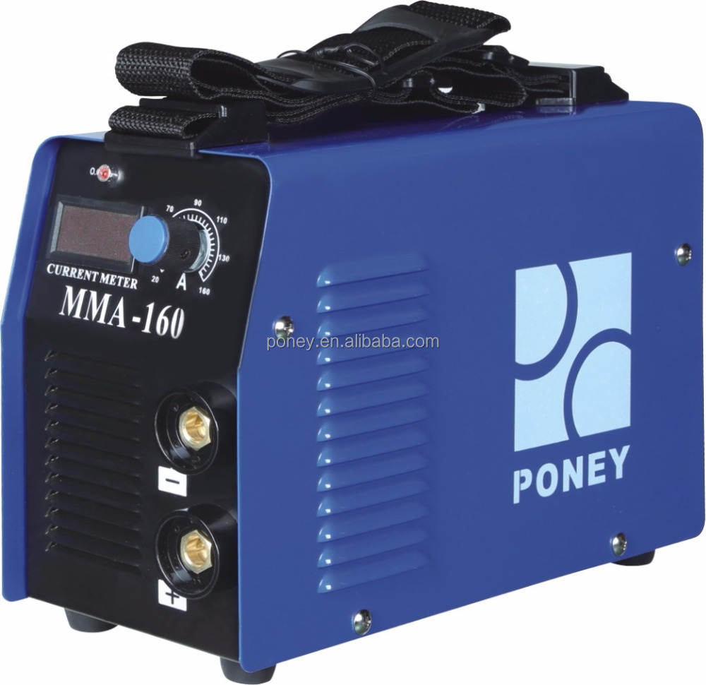 WELDING MACHINE MMA-125 DC IGBT 1PHASE PONEY