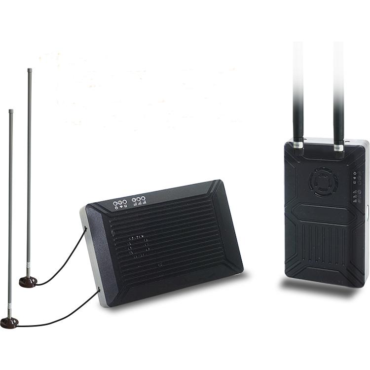 VDC-7/VDC-15 Long Range Video/Data/RC Transmission System