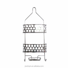 2017 Best Selling Bathroom Rack Shower Rack Shower Caddy China Metal Hardware Craft Factory
