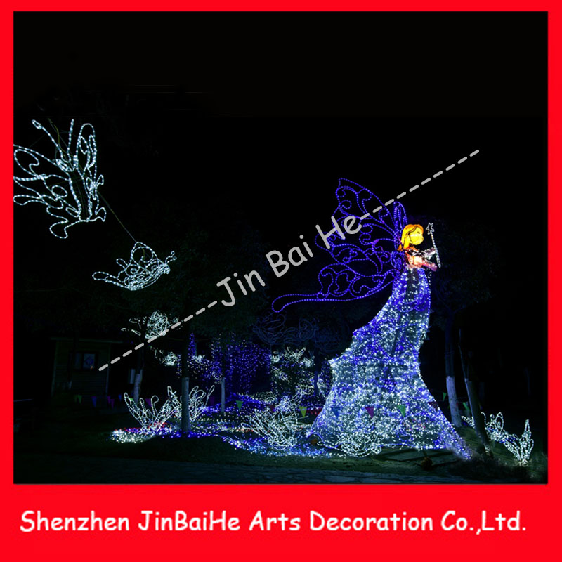 Chinese Traditional Luminary Lantern Lamp for Lantern Fair Show Scenic Spots Theme Park