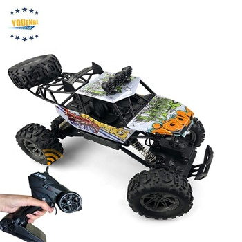 Nitro Powered rc Cars 4x4 High Speed Racing 1/10 Radio Control Car 4wd Electrics Brushless Monster Truck