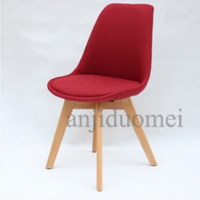 DM-L07 Wholesale Cheap Modern French Solid Wooden Dining Room Chair