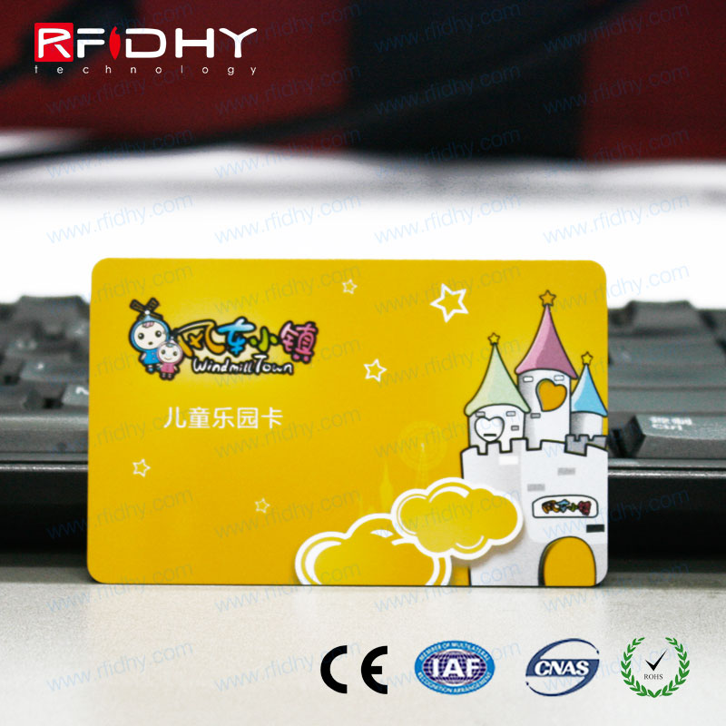 Hot Sale Contactless iso14443a rfid card inlay sticker