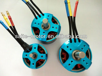 Rc brushless motor rc airplane electric motor 6374c 5340 for Toy helicopter motor rpm