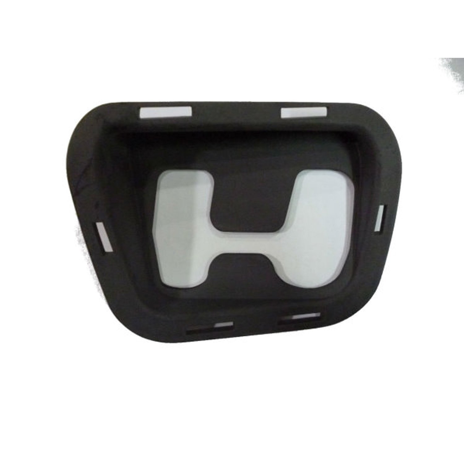 Crash Parts Plus Front Tow Hook Cover for Chevrolet Avalanche, Suburban, Tahoe