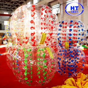 Standard inflatable bumper ball soccer bubble for football Human for sale