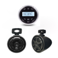 Golf cart stereo accessories marine bluetooth mp3 player and tower speaker