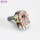 wholesale price!!! New product potentiometer 6 pin,Hot sales reliable double the volume potentiometer