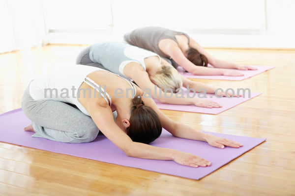 2013 organic cotton yoga mat