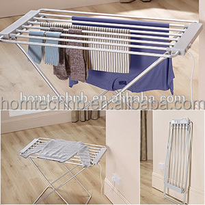 China cheap outdoor/indoor electric ladder wall mounted towel rack