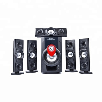 2018 New Design Dj Music Sound System Home 5.1 Multimedia Speaker